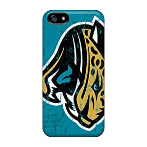 WEnfCeW4573 Jacksonville Jaguars Fashion Tpu 5/5s Case Cover For Iphone