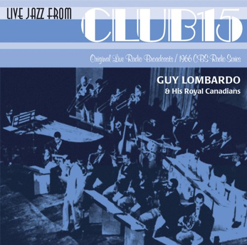 Live Jazz From Club 15 by Request Records