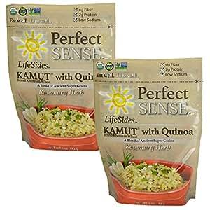 Perfect Sense 100% sin gluten USDA Certified lifesides ...