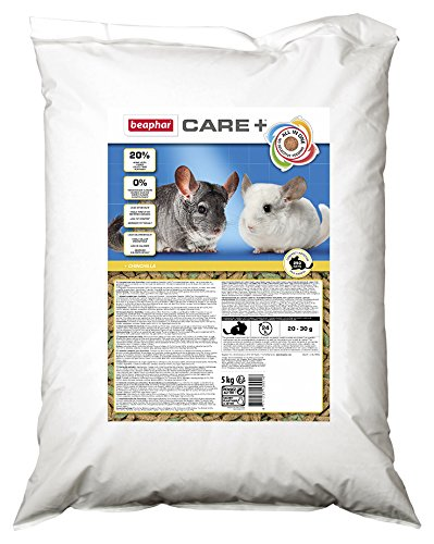 Beaphar - Care+ - Nourriture pour chinchilla - 5 kg GroceryCentre