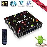 H96 Max RK3328 4G ram 64G ROM Android 7.1 tv Box Smart HD TV Box