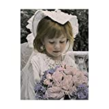 Trademark Fine Art My Bouquet by Sharon Forbes, 35x47-Inch