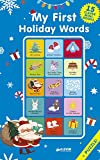 My First Holiday Words: 15 Mini Board Book Box Set