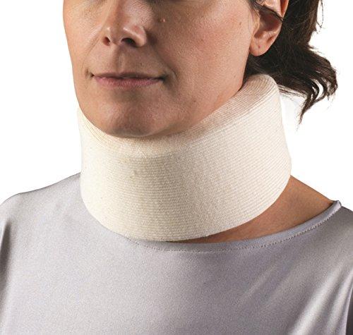 OTC Cervical Collar, Soft Foam, Neck Support Brace, Universal (3.5 Wide Depth Collar)