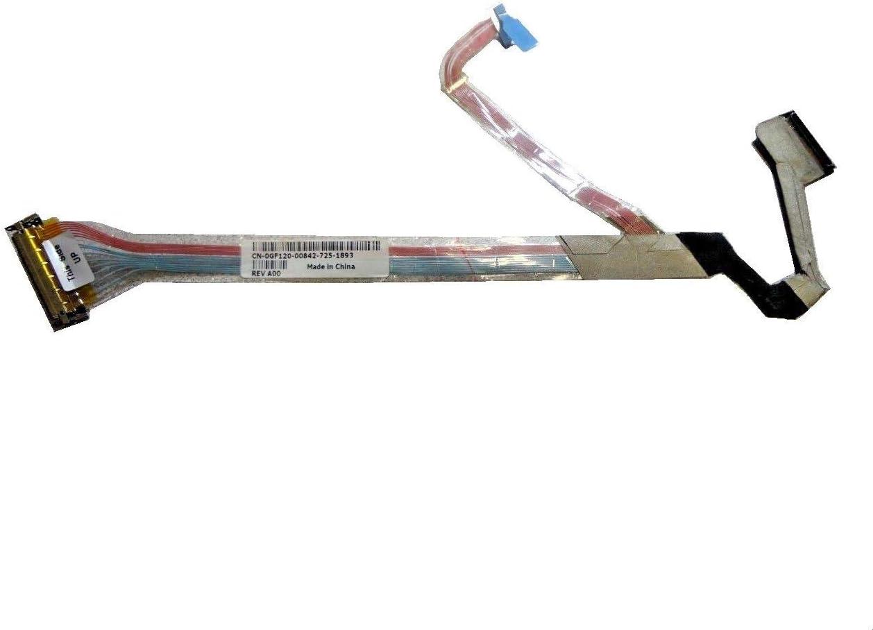 Genuine Dell Latitude D820 D830 LCD Video Cable Gf120 0gf120