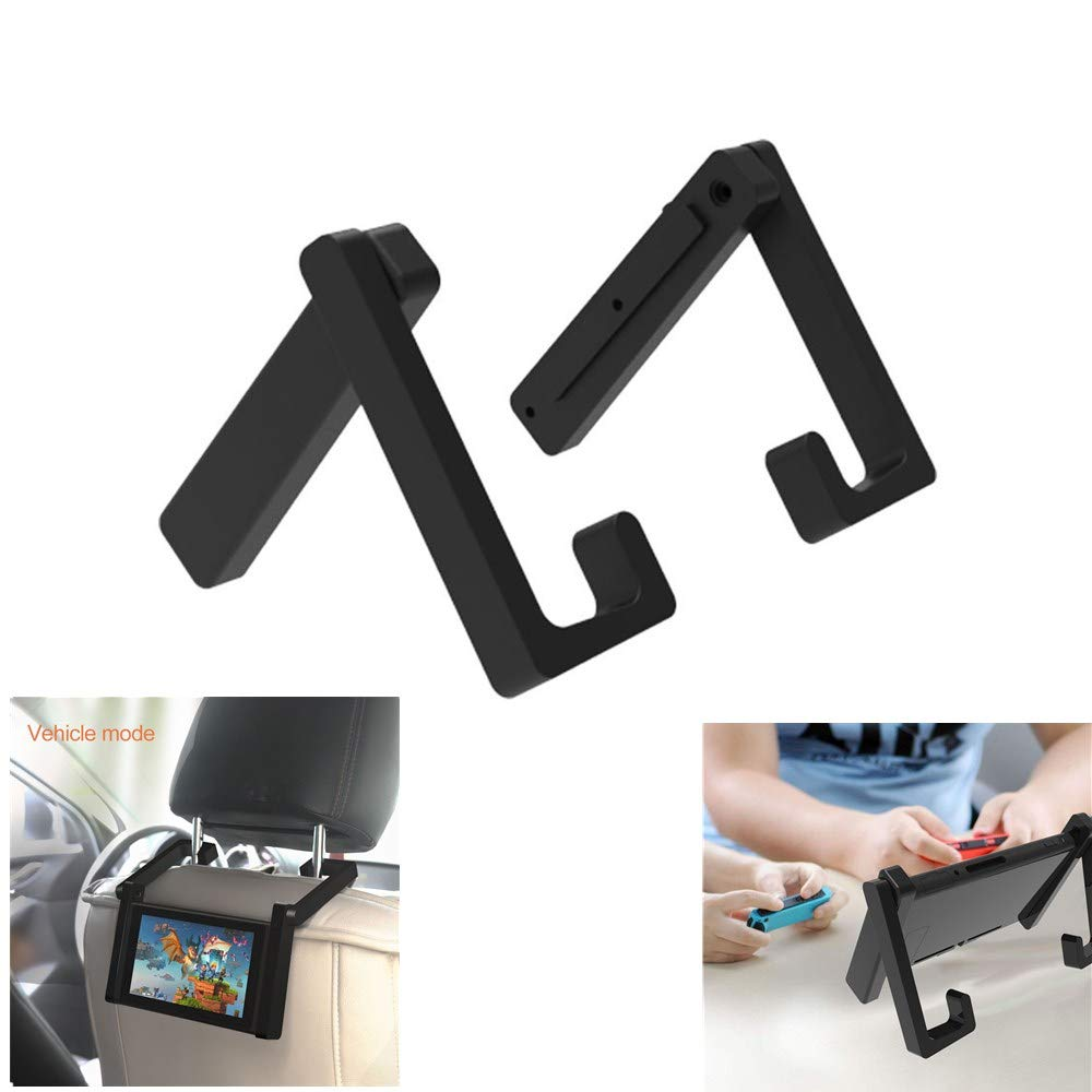 Adjustable Car Holder Mount Stand for Nintendo Switch by Beracah
