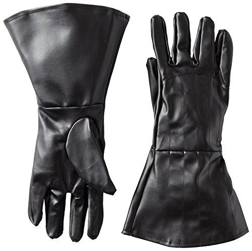 Star Wars Darth Vader Adult Size Costume Gloves Gauntlets (Vader Gloves)