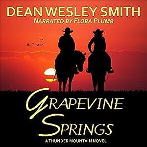 Grapevine Springs Audiobook