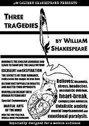 Three Tragedies by William Shakespeare