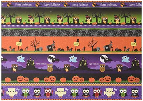 Ursus 13014601 Halloween Photo Card 300 g/m² DIN A4 Design 01 10 Sheets -