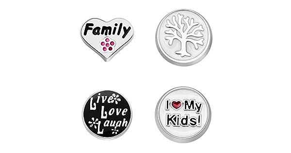 Amazon.com: Tercera Vez encanto familia Árbol Live, Love ...