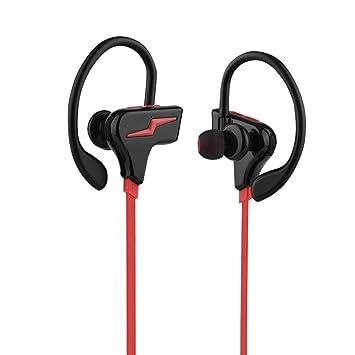 VBESTLIFE S30 Auriculares Inalámbricos Bluetooth Ergonómico para Deportes 8-10 Reproducir Música Audífonos Sonido HiFi con Micrófono: Amazon.es: Electrónica