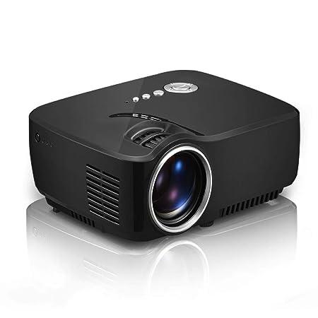 NewFay Proyector, Mini proyector Proyector de Video, Vida útil ...