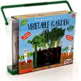Creative Sprouts Grow Your Own Look & See Vegetable Garden