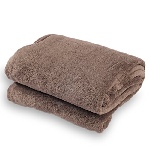 Sofantex Super Soft Blanket/Throw - Reversible Blanket, 40