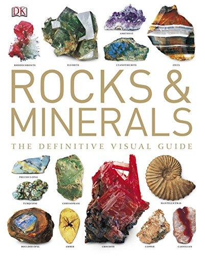 Rocks and Minerals Hardcover – February 1, 2008 Ronald Bonewitz 1405328312 Earth sciences Nature / Rocks & Minerals