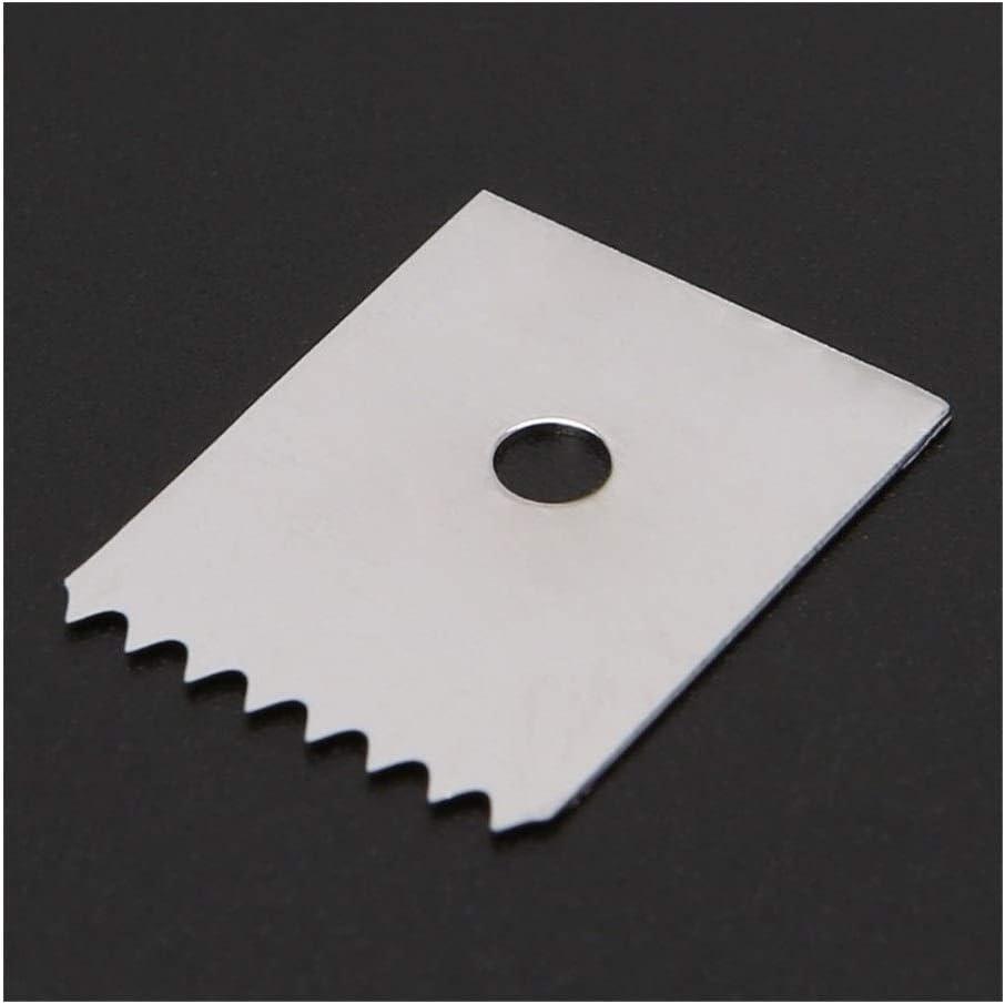 XINGJIJIJIA Twig Pruning Tools Tape Cutter Blade Branch Bind Stem Strap Machine Garden shear (Color : Silver) Silver
