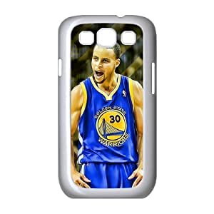 C-EUR Phone Case Stephen Curry Hard Back Case Cover For Samsung Galaxy S3 I9300