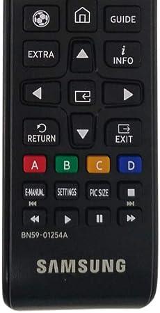 DEHA TV Remote Control for Samsung UE55JU6495U Television