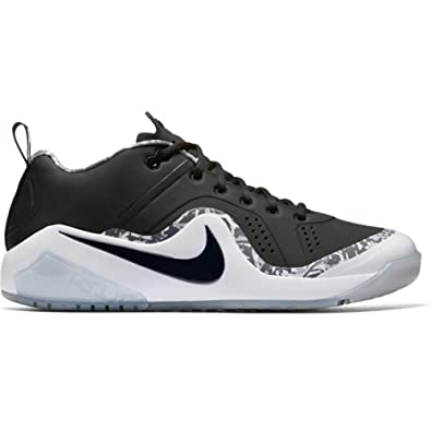 a05e83b85e69 Nike Force Zoom Trout 4 Turf Mens 917838-001 Size 6.5 Black Black-