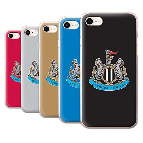 Offiziell Newcastle United FC Hülle / Case für Apple iPhone 8 / Pack 12pcs Muster / NUFC Fußball Crest Kollektion