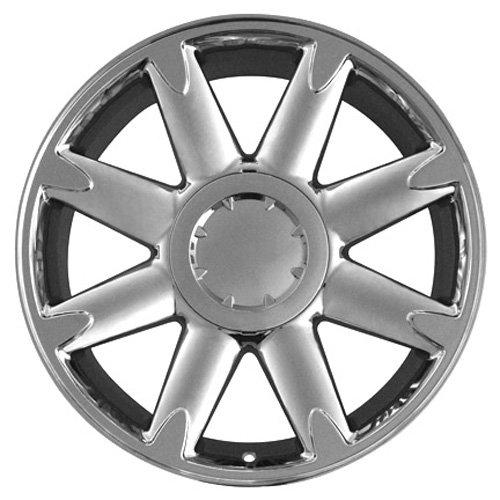 20x8.5 Wheel Fits GM Trucks and SUVs - GMC Yukon Denali Style Chrome Rim, Hollander 5304 by OE Wheels LLC (Image #2)