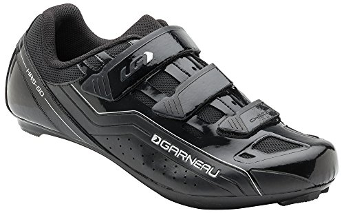 - Louis Garneau Unisex Chrome Bike Shoes for Commuting and Indoor Cycling, Compatible with SPD, Look and All Road Pedals, Black, US (11.5), EU (46)