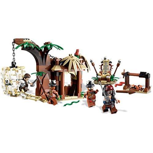 4182 Jeu Pirates De Des Construction Caraïbes Prisonnier Lego 76bfyvYg