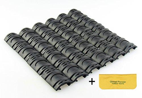 UPC 702472889625, GlobalPioneer® Rubber 24 pcs Non Slip Covers for weaver rail
