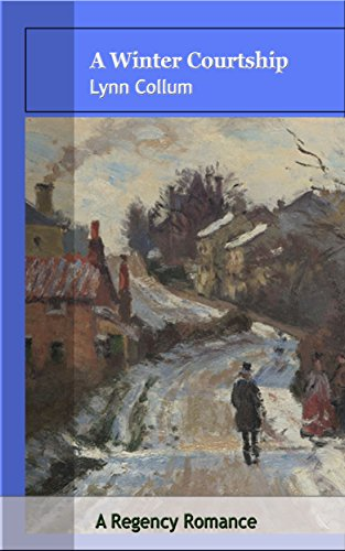 book cover of A Winter Courtship