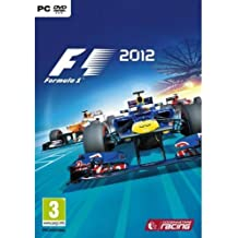 F1: 2012 - PC-DVD Import - Free Action Game with Every Purchase