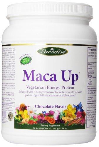 Amazon.com: Hierbas Maca Up Proteínas en Polvo, Chocolate ...