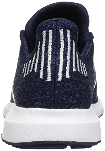 mystery 3 Unisex Originals Us M Shoe Swift Little white Collegiate Navy Kid Running Adidas Blue HCnfxxR