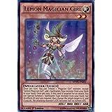 Yu-Gi-Oh! - Lemon Magician Girl (MVP1-EN051) - The Dark Side of Dimensions Movie Pack - 1st Edition - Ultra Rare by Yu-Gi-Oh!