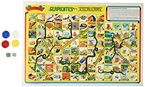 Serpientes Y Escaleras Don Clemente Authentic Mexican Game