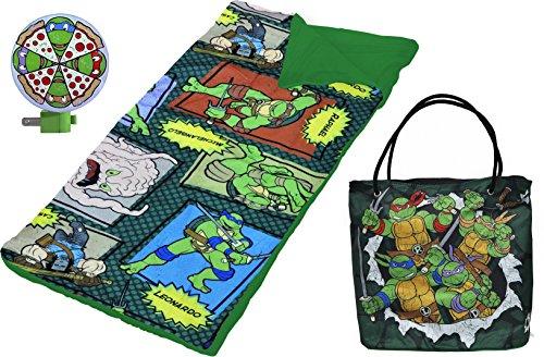 Nickelodeon Teenage Mutant Ninja Turtles Mini Slumber Tote
