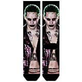 Suicide Squad Joker Premium Sublimated Crew Socks