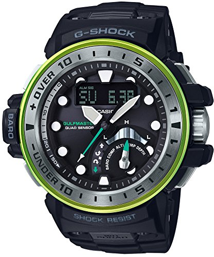 CASIO G-SHOCK 「Master of G GULFMASTER Master in MARINE BLUE Amart Access TOUGH MVT.」GWN-Q1000MB-1AJF --(Japan Import-No Warranty) by Premium-Japan
