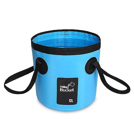 LNNUKc Cubo de Agua a Prueba de Agua 12L / 20L,Accesorios de ...
