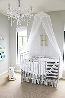 Mosquito Guard Baby Crib Netting - (FREE Stroller Netting Included) Compatible with Baby/ & Amazon.com : HOODDEAL Opening Professional Baby Mosquito Net Girl ...