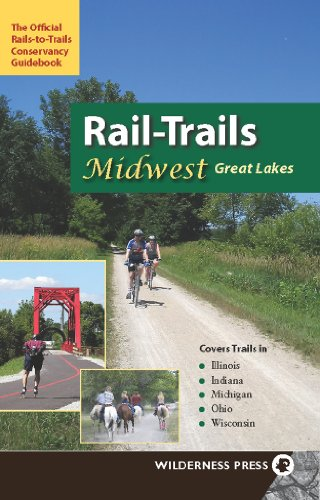 Rail-Trails Midwest Great Lakes: Illinois, Indiana, Michigan, Ohio and - Stores Mi City Traverse In