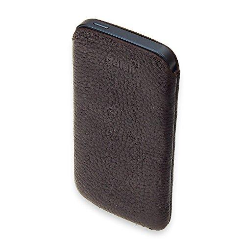 GALELI G-IP5EASY-04 Easy Rolax Tasche für Apple iPhone 5/5S braun