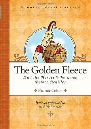 book cover of The Golden Fleece