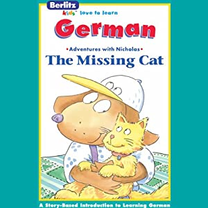The Missing Cat Audiobook