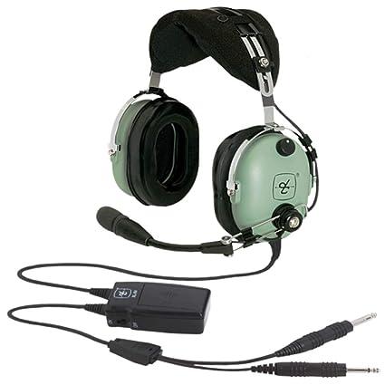 f5f518444d9 Amazon.com  David Clark H10-13X ANR aviation headset  GPS   Navigation