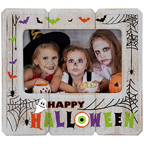 Halloween Frames For Photos (Neil Enterprises, Inc Fall Picture Frame (Halloween, 6