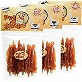 Pet 'n Shape 3 PACK Chik 'n Skewers (24 oz) For Sale