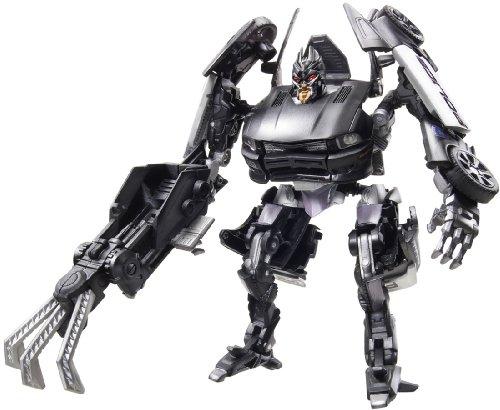 Transformers - Dark of the Moon - DD03 Mechtech - Decepticon Barricade Action Figure by Takara Tomy (Transformers Dark Of The Moon Barricade Toy)
