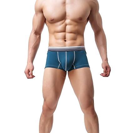 Ropa Interior Hombre Sexy,Beikoard Ventas Altas, Hombres Ropa Interior Confort algodón Puro Color