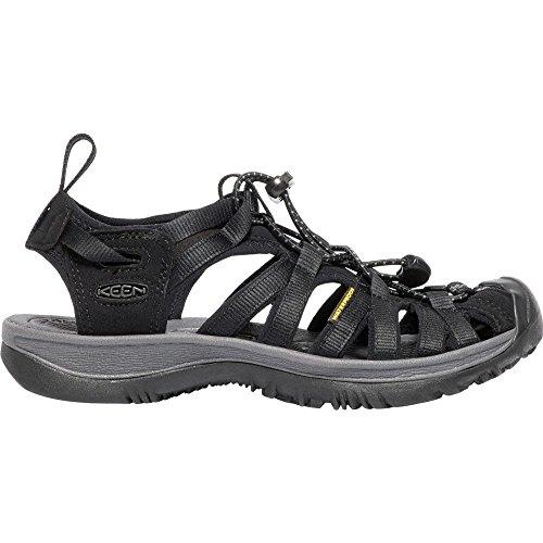(キーン) Keen レディース シューズ?靴 サンダル?ミュール KEEN Whisper Sandals [並行輸入品]